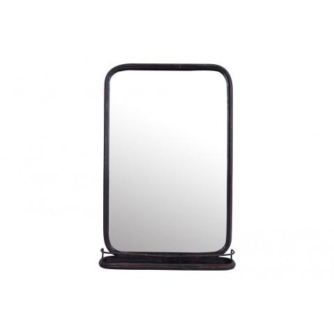 Miroirs Gaite de Flamant, Noir