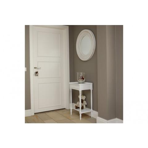 Miroirs Julia de Flamant, Blanc