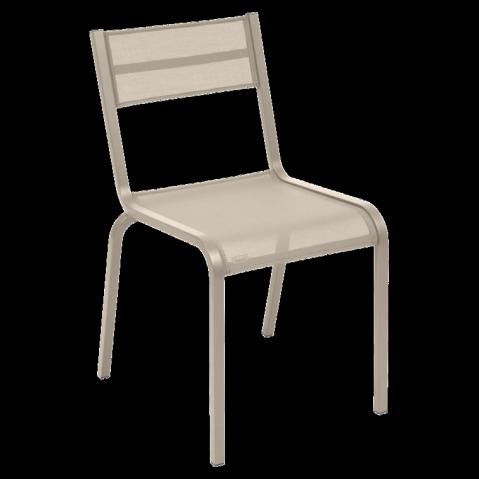 Chaise OLÉRON de Fermob, Muscade