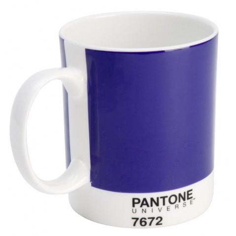 Mug PANTONE 7672 indigo