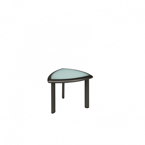 Table basse en verre RIVAGE de Triconfort