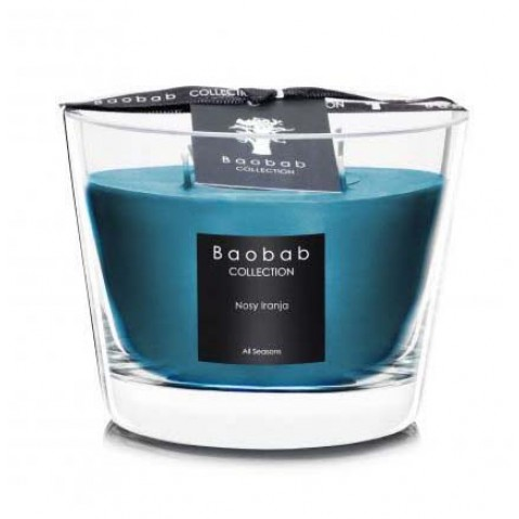 Bougie NOSY IRANJA de Baobab Collection, 4 tailles