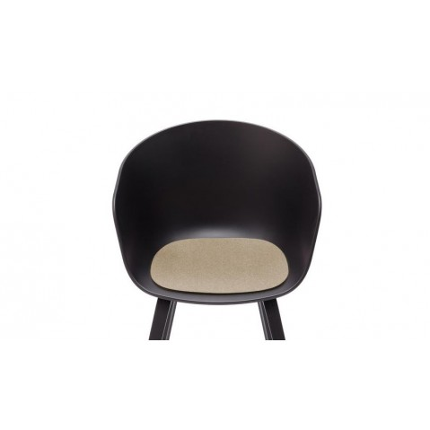 Coussin d'assise About A Chair de Hey-Sign, 49 coloris