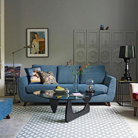 lampe bourgie de kartell noir. Black Bedroom Furniture Sets. Home Design Ideas