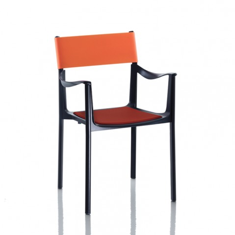 Chaise VENICE de Magis orange