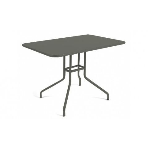 Table rabattable PÉTALE de Fermob 110 cm Romarin