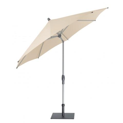 Parasol ALU-TWIST EASY de Glatz, 3 formes, 5 tailles, 5 coloris