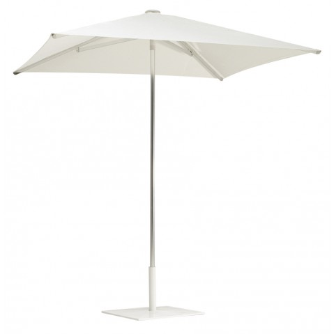 parasol carr shade de emu blanc 200x200. Black Bedroom Furniture Sets. Home Design Ideas