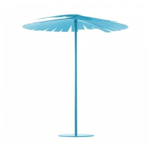 Parasol ENSOMBRA de Gandia Blasco, Bleu