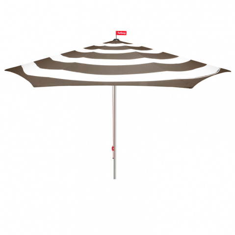 Parasol STRIPESOL de Fatboy, Taupe