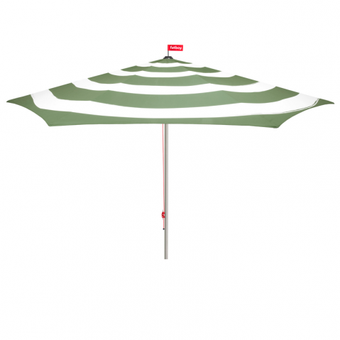Parasol  STRIPESOL de Fatboy, Vert