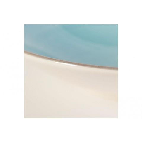 Pelino de Flamant, Bleu