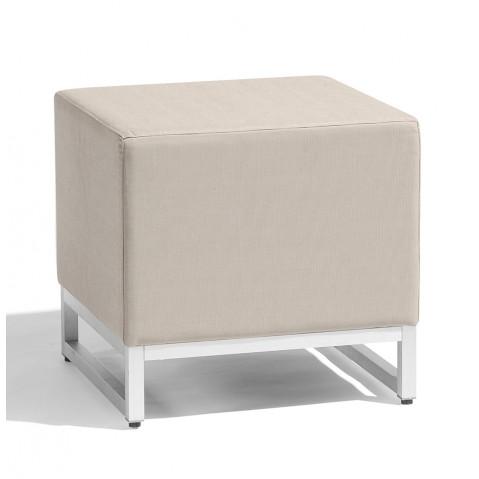 Petite table basse ZENDO de Manutti taupe