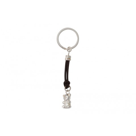 Porte-clés ourson de Flamant