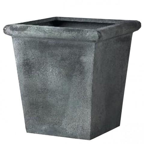 Pot en zinc Nova Zagora lisse, 3 tailles