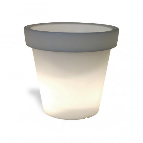 Pot lumineux BLOOM ! H.60 cm, 6 coloris