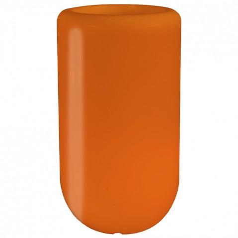 Pot lumineux BLOOM Pill H.107 cm, 7 coloris