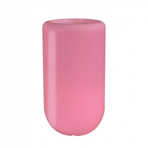 Pot lumineux BLOOM Pill H.70 cm