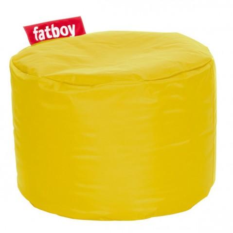 POUF POINT de Fatboy, Jaune