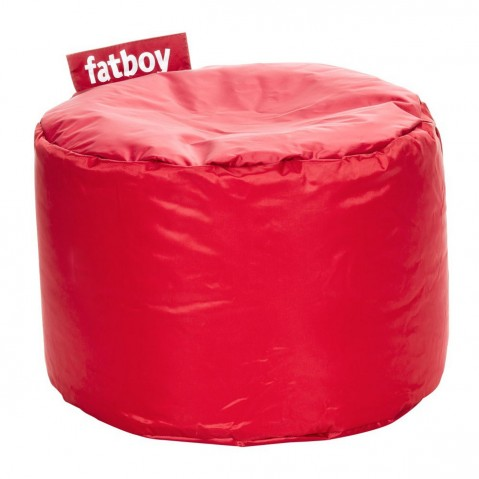 POUF POINT de Fatboy, Rouge
