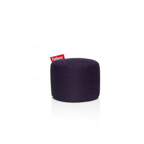 POUF POINT STONEWASHED DARK BLUE de Fatboy