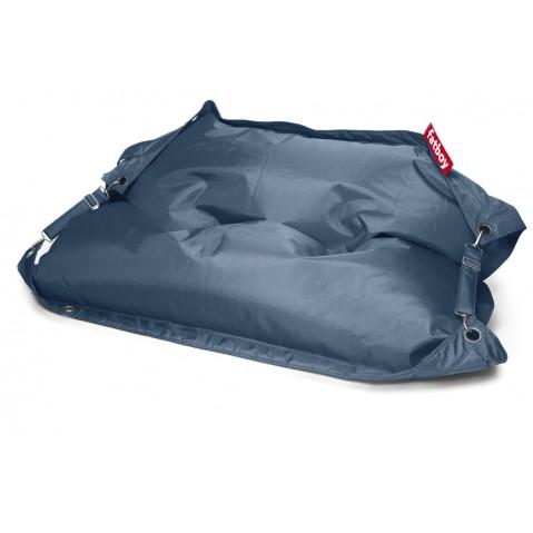 Pouf THE BUGGLE-UP de Fatboy, jeans bleu