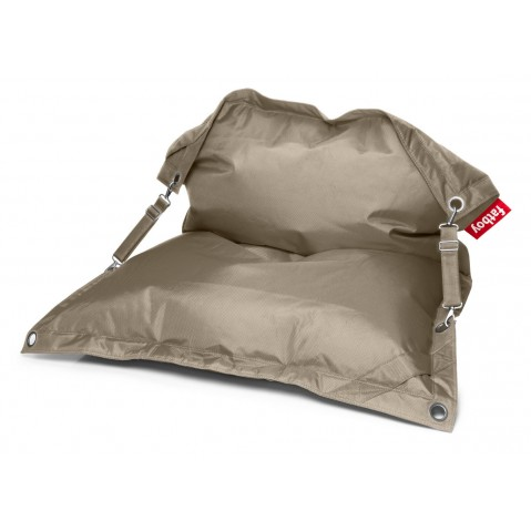Pouf THE BUGGLE-UP de Fatboy taupe