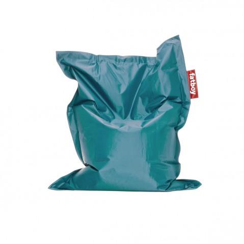 Pouf THE JUNIOR de Fatboy bleu turquoise
