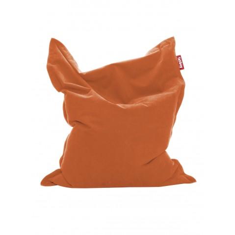 Pouf The ORIGINAL STONEWASHED de Fatboy orange