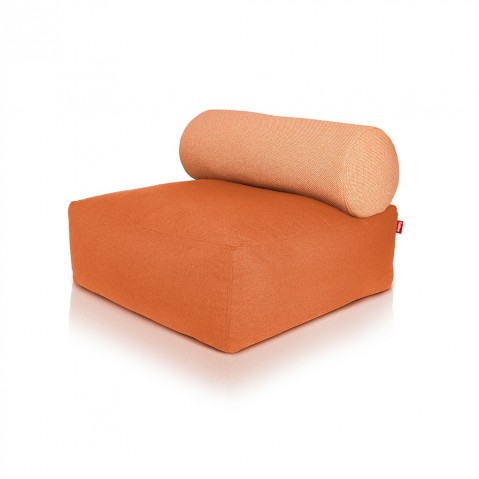 Pouf TSJONGE SEATING Orange de Fatboy