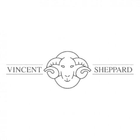Poufs Vincent Sheppard Cordoba Footrest ivory