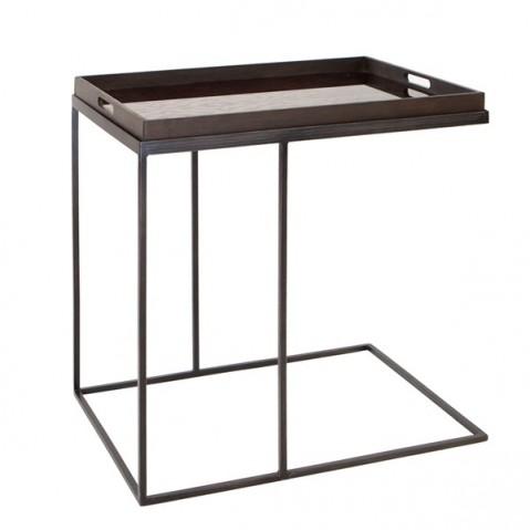 Rectangle Tray Table Large de Notre Monde, 62x46xH.64