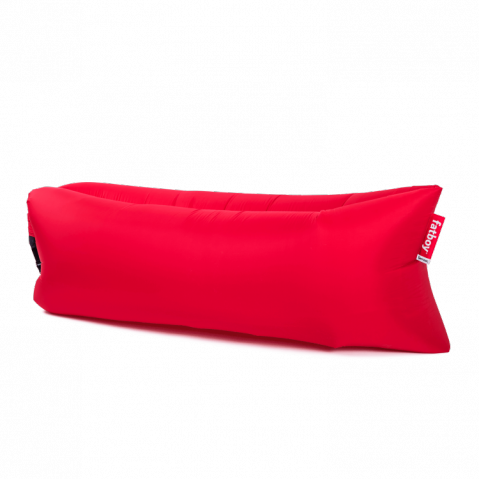 Sofa/chaise longue gonflable LAMZAC® The Original de Fatboy, rouge