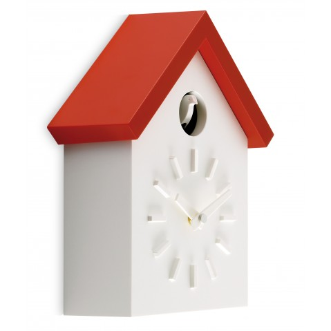 Horloge CU-CLOCK de Magis orange
