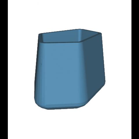 ROCK GARDEN Pot modulaire - MEDIUM Qui est Paul Bleu