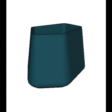 ROCK GARDEN Pot modulaire - MEDIUM Qui est Paul Bleu Nuit