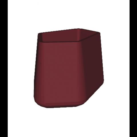 ROCK GARDEN Pot modulaire - MEDIUM Qui est Paul Bordeaux