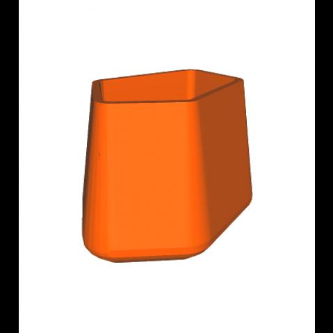 ROCK GARDEN Pot modulaire - MEDIUM Qui est Paul Orange