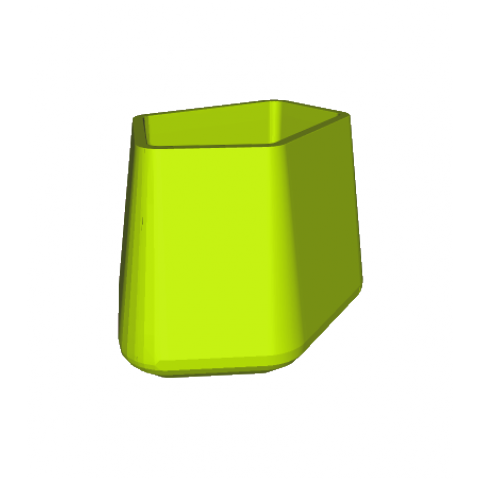 ROCK GARDEN Pot modulaire - MEDIUM Qui est Paul Vert
