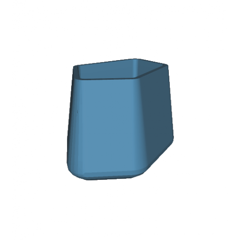 ROCK GARDEN Pot modulaire - SMALL Qui est Paul Bleu