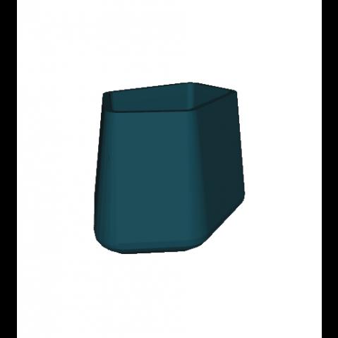 ROCK GARDEN Pot modulaire - SMALL Qui est Paul Bleu Nuit