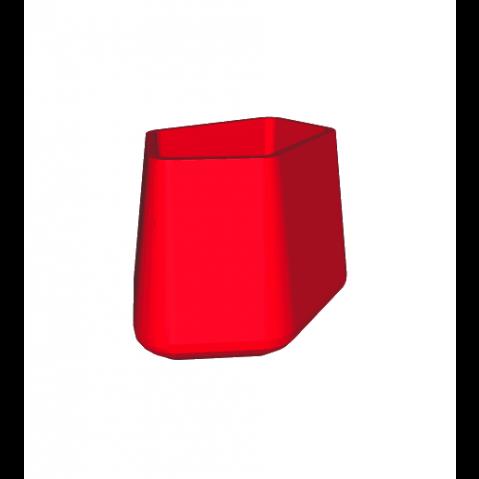 ROCK GARDEN Pot modulaire - SMALL Qui est Paul Rouge