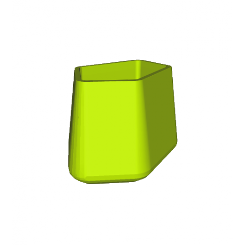 ROCK GARDEN Pot modulaire - SMALL Qui est Paul Vert