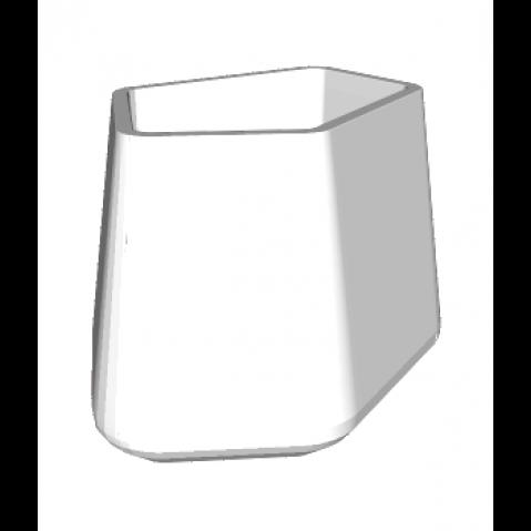 ROCK GARDEN Pot modulaire - TALL Qui est Paul Blanc