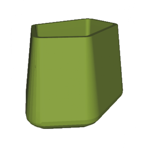 ROCK GARDEN Pot modulaire - TALL Qui est Paul Kaki