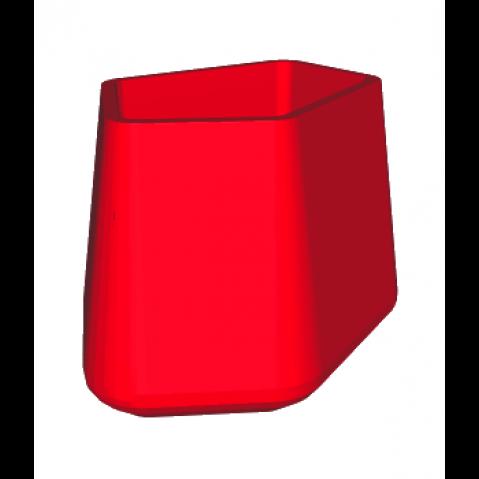 ROCK GARDEN Pot modulaire - TALL Qui est Paul Rouge