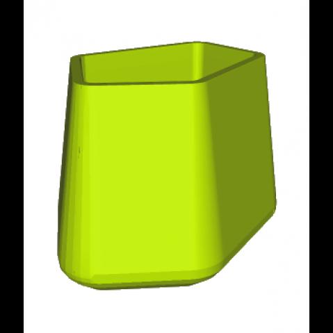 ROCK GARDEN Pot modulaire - TALL Qui est Paul Vert