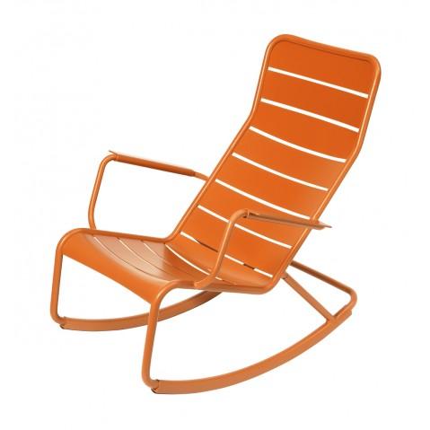 Rocking chair LUXEMBOURG de Fermob-Carotte