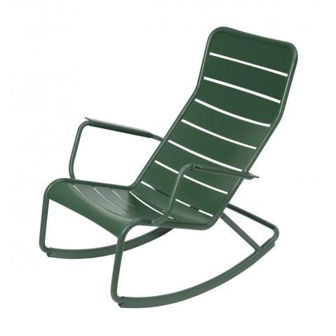 Rocking chair LUXEMBOURG de Fermob-Cèdre