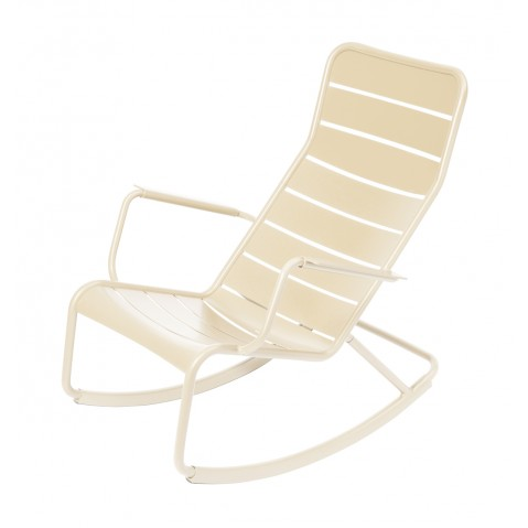 Rocking chair LUXEMBOURG de Fermob-Lin